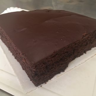 Kuchen de Chocolate Trozo 1/4